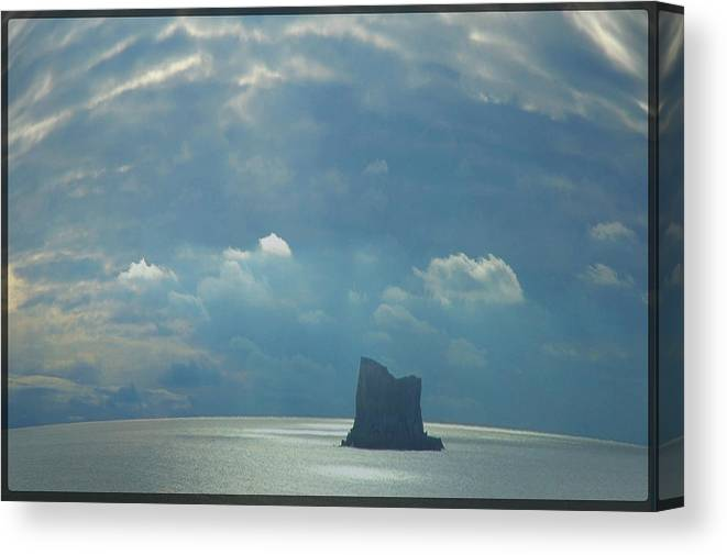 Malta Canvas Print featuring the photograph The Wind Not Sink by Julia Moral
