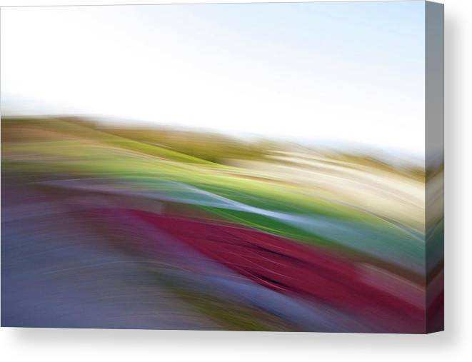 Canvas Print featuring the photograph Misc by Glenn Richter