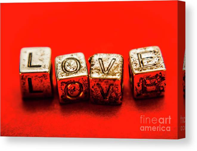 Love Canvas Print featuring the photograph In Enduring Love by Jorgo Photography - Wall Art Gallery