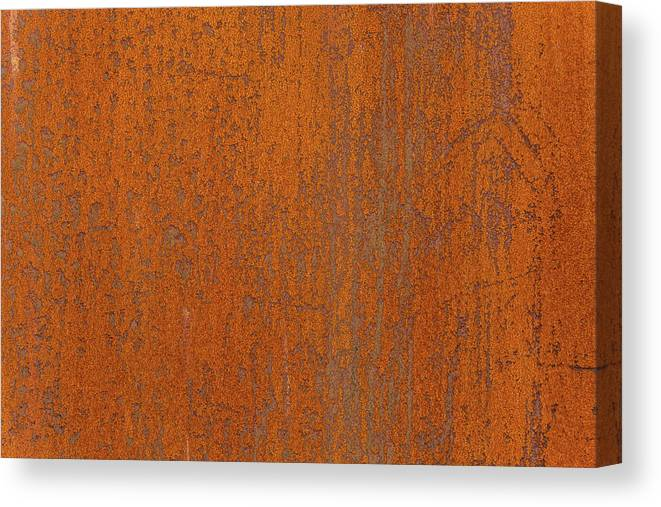 Rust Canvas Print featuring the photograph Rust by Jonathan Harbourne