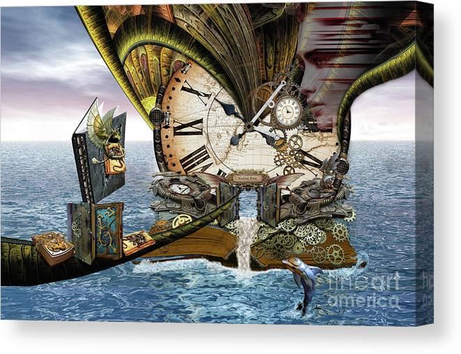 Fantasy Art Friday Steampun Dragon