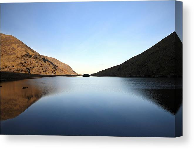 Island Canvas Print featuring the photograph The Balance by Pierre Leclerc Photography
