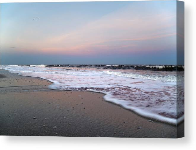 Topsail Canvas Print featuring the photograph Topsail Dome-esticated Evening by Betsy Knapp