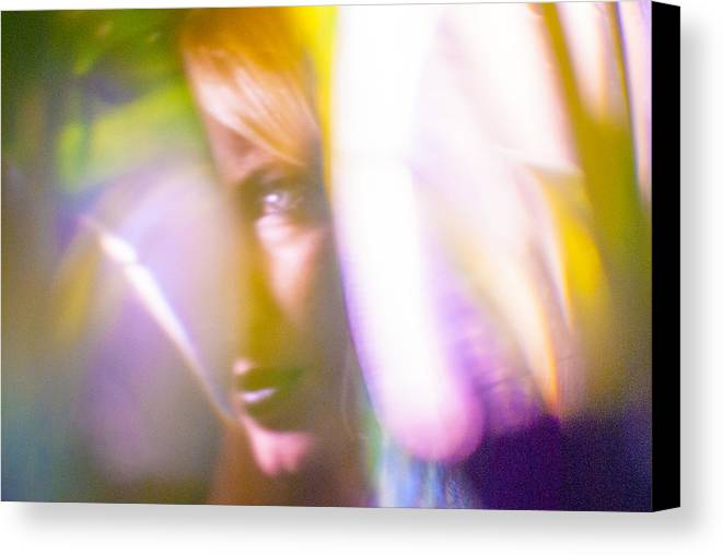 Paradise Canvas Print featuring the photograph Lead Me To Me by Maia Rose