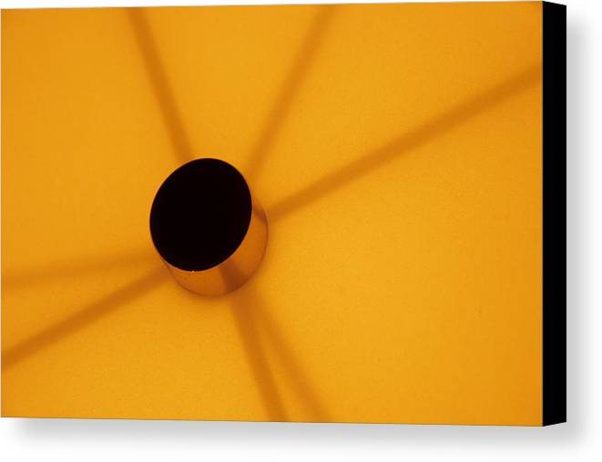 Hub Canvas Print featuring the photograph The Hub by Apurva Madia