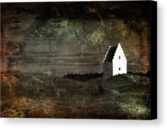 Denmark Canvas Print featuring the photograph In The Light by Randi Grace Nilsberg