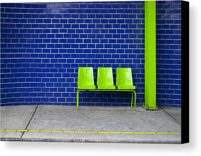Green Canvas Print featuring the photograph Paradaxochi by Skip Hunt