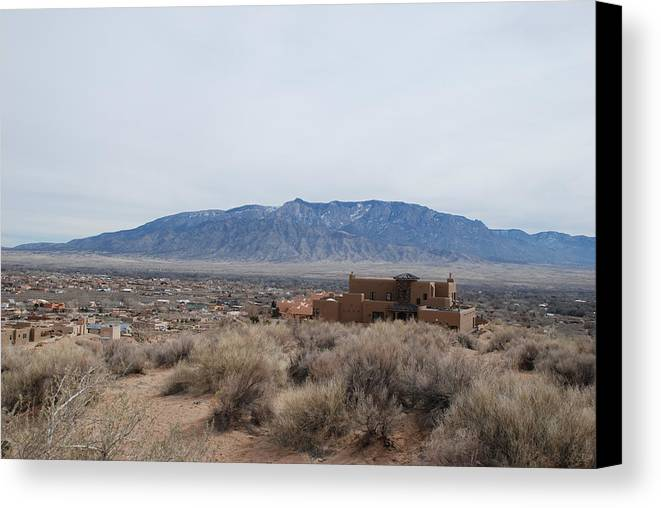 Mountians Canvas Print featuring the photograph Shoulda Coulda Woulda by Rob Hans