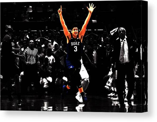 Grayson Allen by Brian Reaves