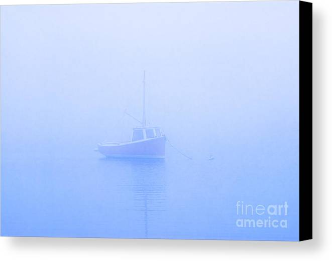 Boat Canvas Print featuring the photograph Gog Boat by John Greim