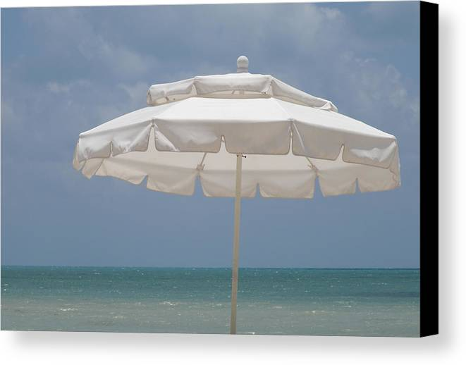 Beach Canvas Print featuring the photograph State Of Mind by Gerard Fritz