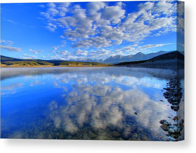 Inspire Canvas Print featuring the photograph Inspiration by Scott Mahon