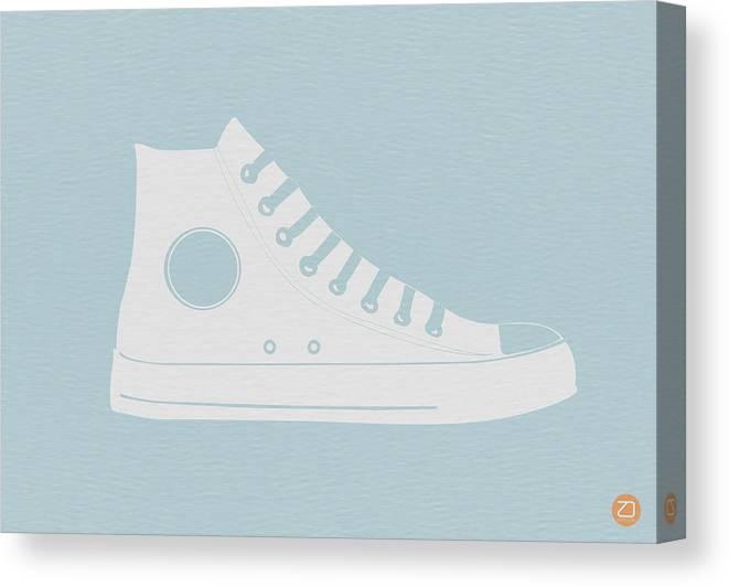 b96918a826ff4 Converse Shoe Canvas Print