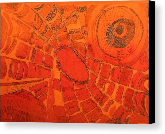 Canvas Print featuring the print Farfalla by Biagio Civale