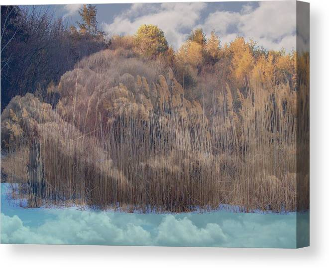 Prints Landscapes Canvas Print featuring the photograph Heavenly Landscape by Rick Todaro