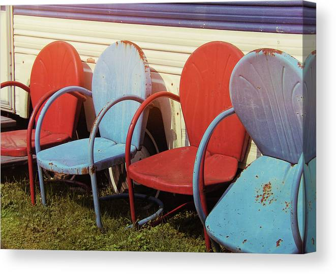 River Canvas Print featuring the photograph Weekend Getaway by JAMART Photography