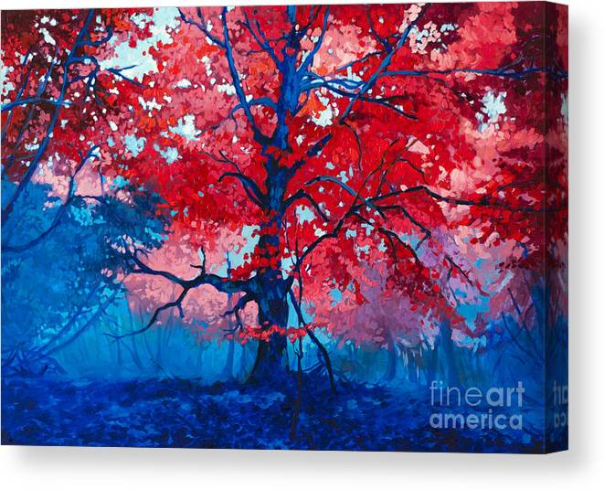 Love Canvas Print featuring the digital art Original Oil Painting On Canvas.modern by Art stock