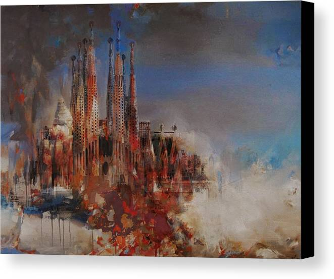 Spanish Culture 33b Canvas Print Canvas Art By Corporate