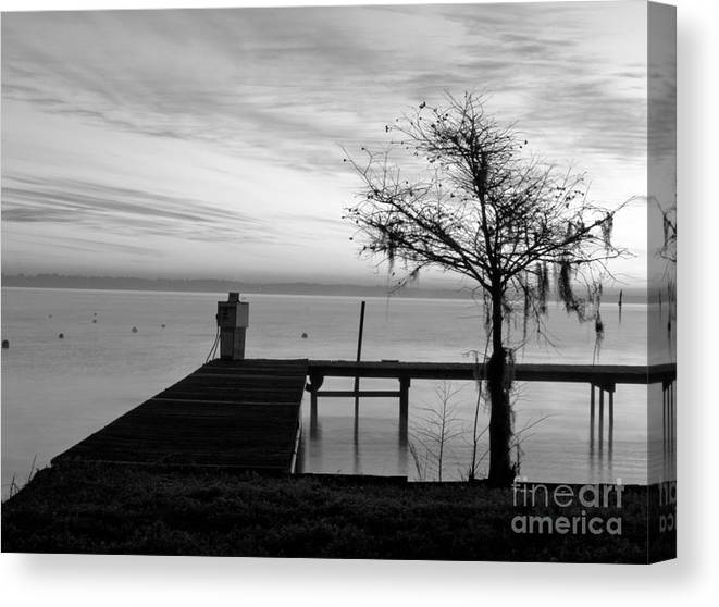 Summer Canvas Print featuring the photograph Summer's Gone by Scott Hervieux