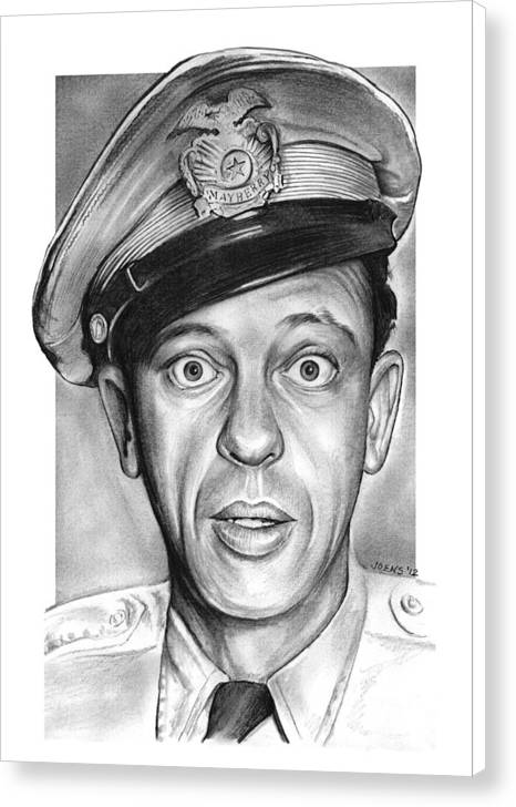 Barney Fife by Greg Joens