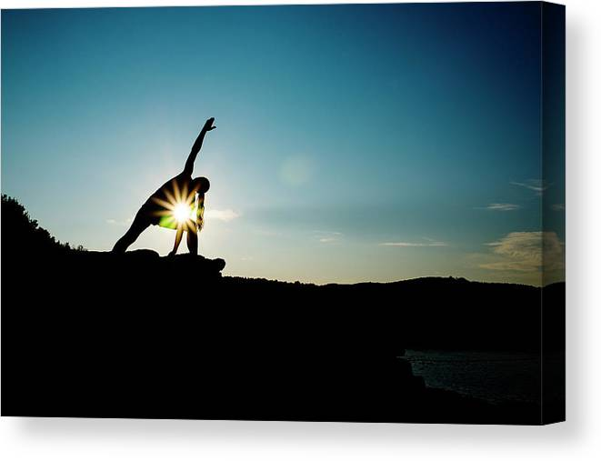 Funky Canvas Print featuring the photograph Reach For The Sky by Subman
