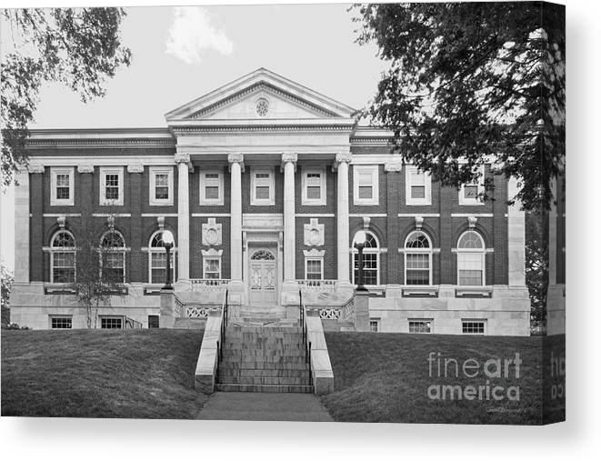 Tufts University Eaton Hall Canvas Print Canvas Art By University Icons The <canvas> element is only a container for graphics. fine art america