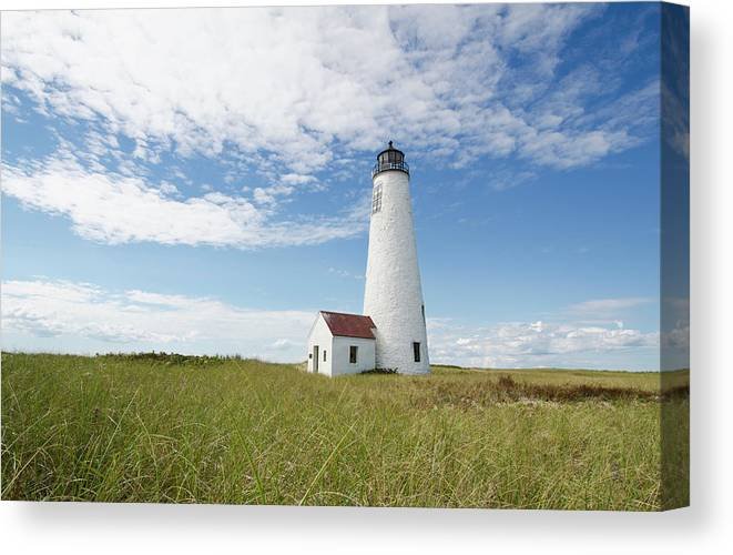 Tranquility Canvas Print featuring the photograph Usa, Massachusetts, Nantucket Island by Tetra Images - Chris Hackett