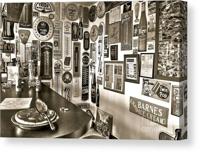 Pie Canvas Print featuring the photograph American Pie by Brenda Giasson