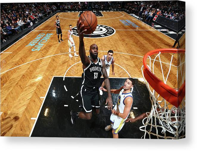 Nba Pro Basketball Canvas Print featuring the photograph Quincy Acy by Nathaniel S. Butler