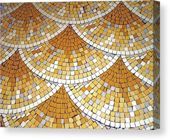 Art Canvas Print featuring the photograph Art Deco by Christine Dolan Photography