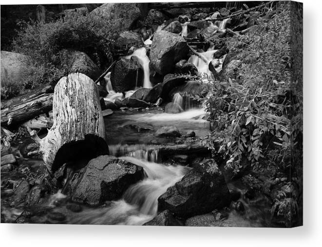 Landscape Canvas Print featuring the photograph Tranquility by Brian Anderson