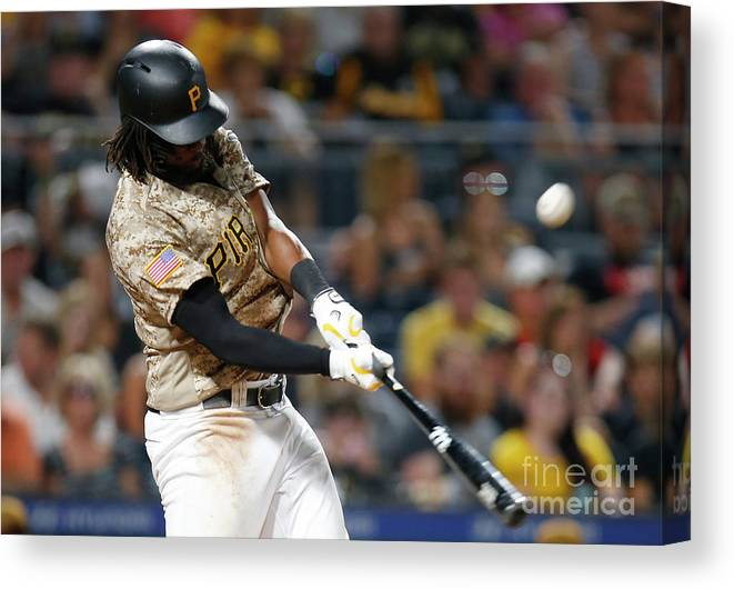 Three Quarter Length Canvas Print featuring the photograph Josh Bell by Justin K. Aller