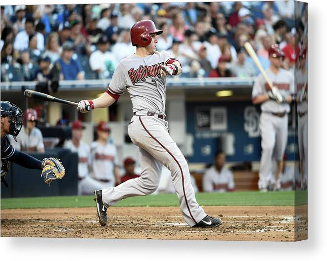 California Canvas Print featuring the photograph Miguel Montero by Denis Poroy