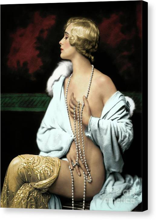 Pearls Canvas Print / Canvas Art by Franchi Torres FTimagens
