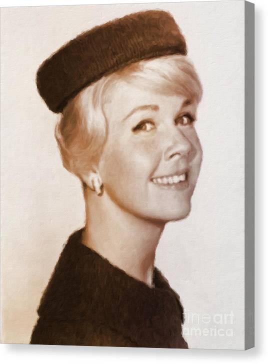 Doris Day, Hollywood Legend by Mary Bassett