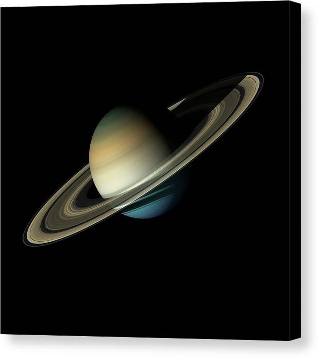 Saturn by Carlos Clarivan