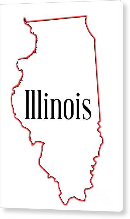 Illinois by Bigalbaloo Stock