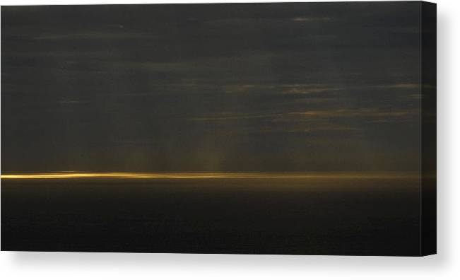 11 Canvas Print featuring the photograph 11-11-11 by Randal Bruck