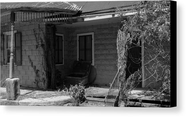 Dulac Canvas Print featuring the photograph Their House Is In Dulac by My NOLA Eye