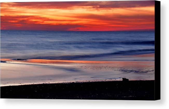 Ocean Canvas Print featuring the photograph Dream by Tamera James