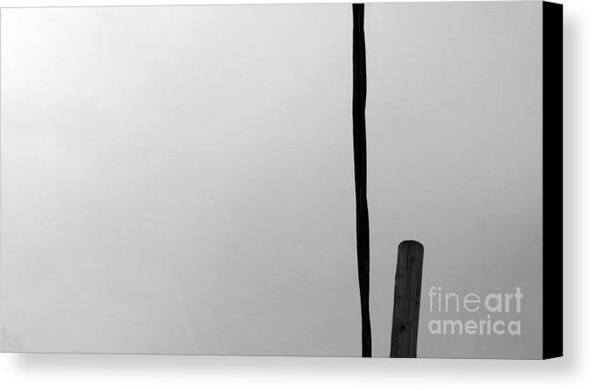 Astoria Canvas Print featuring the photograph Abstract by Mark Thomas