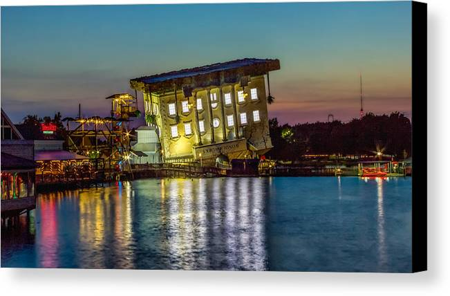 Upside-down Canvas Print featuring the photograph Wonder by Rob Sellers