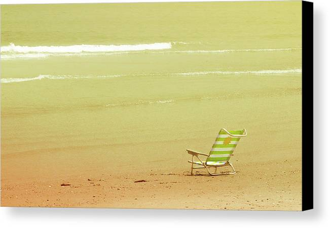 Beach Canvas Print featuring the photograph Relax by JAMART Photography
