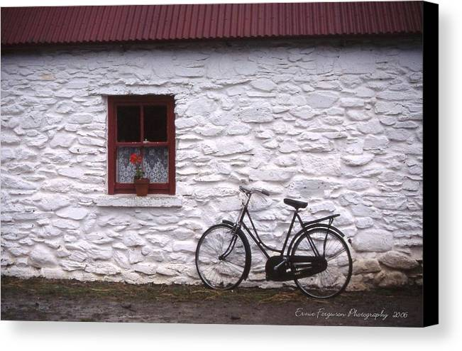 Landscape - Travel Canvas Print featuring the photograph Kilarney Ireland by Ernie Ferguson