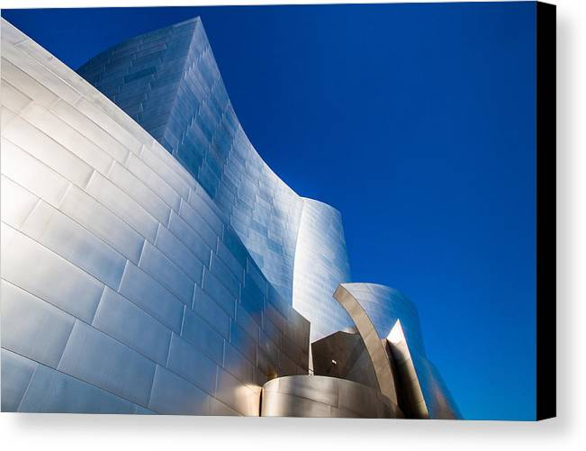 California Canvas Print featuring the photograph Symphony #10 by Daniel Chen