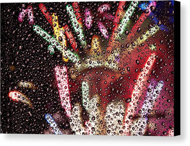 Seattle Canvas Print featuring the photograph 2010 New Year H076 by Yoshiki Nakamura