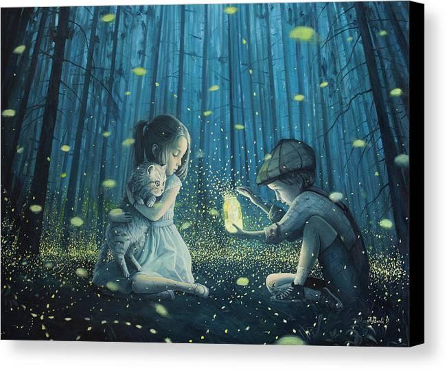 The Magic Lantern by Adrian Borda