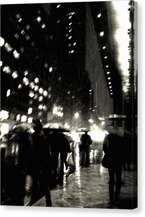 59th Street NYC by Roxana Hernandez
