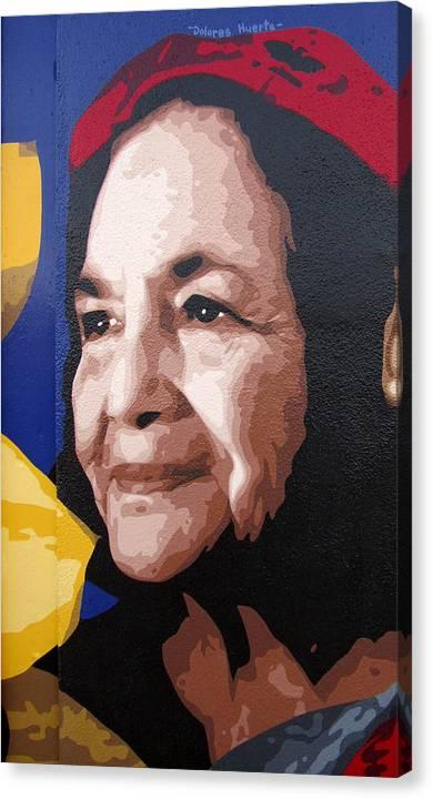 Dolores Huerta by Roberto Valdes Sanchez