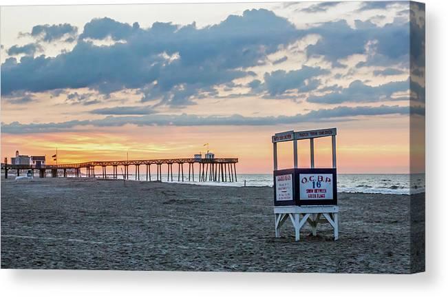 Matted 14 x 11 Long Beach Island BEACH PHOTOGRAPHY NJ 8 x 10 Print